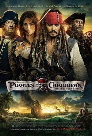 Pirates des Caraïbes : la Fontaine de Jouvence