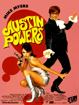 Austin Powers - critique