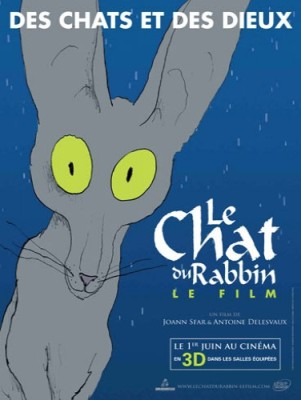 Le Chat du rabbin - critique