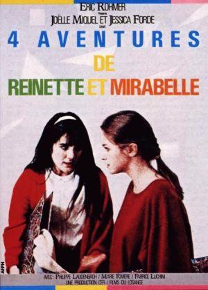 4 Aventures de Reinette et Mirabelle - critique