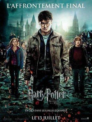 Harry Potter et les reliques de la mort - Partie 2 - critique