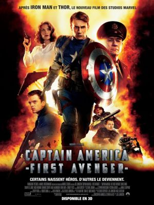 Captain America - First Avenger - critique