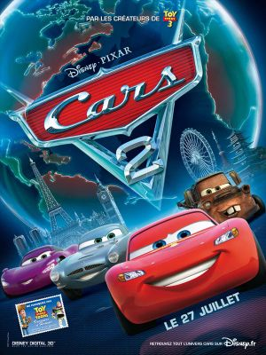 Cars 2 - critique