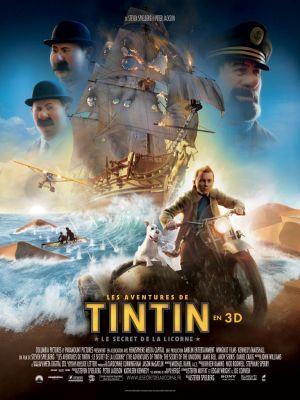 Les Aventures de Tintin : Le Secret de la Licorne - critique