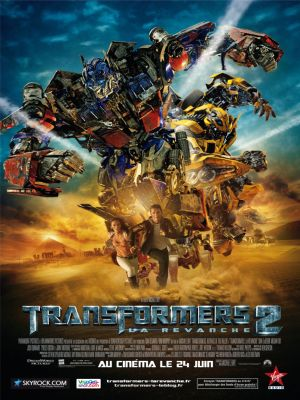 Transformers 2 : La Revanche - critique