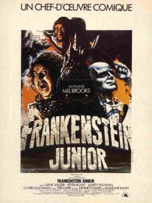 Frankenstein Junior - critique