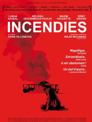 Incendies - critique