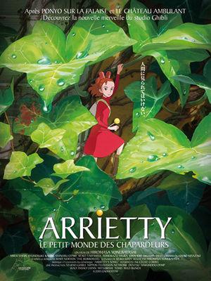 Arrietty, le petit monde des chapardeurs - critique