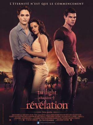 Twilight - Chapitre 4 : Révélation 1ère partie - critique