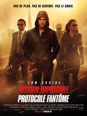 Mission : Impossible - Protocole fantôme - critique