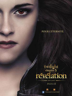 Twilight - Chapitre 5 : Révélation 2ème partie - critique