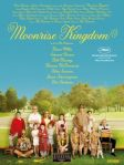 Moonrise Kingdom - affiche