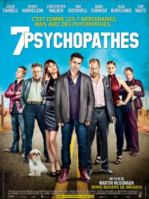 7 psychopathes - critique