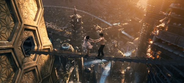 Cloud Atlas, une dystopie