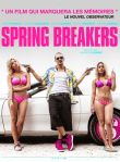 Spring Breakers - affiche