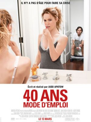 40 ans : mode d'emploi - critique