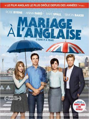 Mariage à l'anglaise - critique