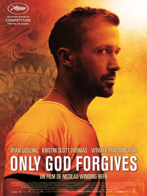 Only God Forgives - critique cannoise