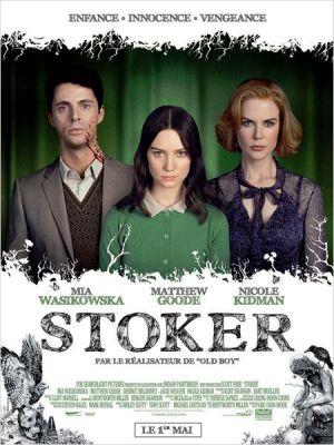 Stoker - critique