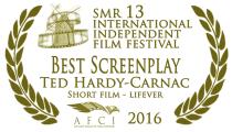 2016-06 Prix du Meilleur scénario (Lifever) SMR13
