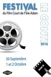 2016-10-01 Affiche Festival du Film court de L'Isle-Adam