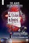 2016-11-11 Affiche Festival Ecran Libre