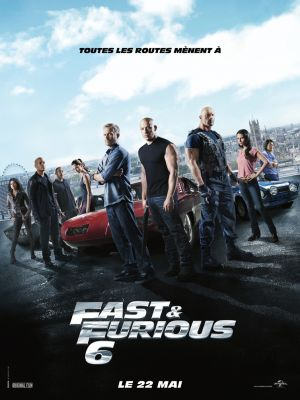 Fast & Furious 6 - critique