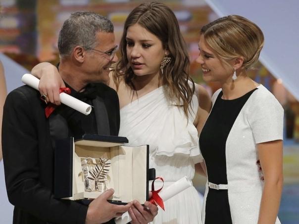 La Vie d'Adèle, Palme d'or du Festival de Cannes 2013
