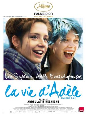 La Vie d'Adèle - critique