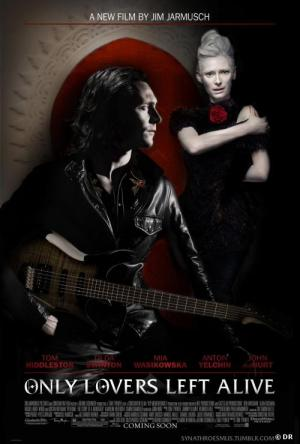 Only lovers left alive - critique cannoise