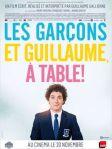 Les Garçons et Guillaume, à table ! - affiche