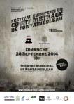 Affiche Festival Fontainebleau